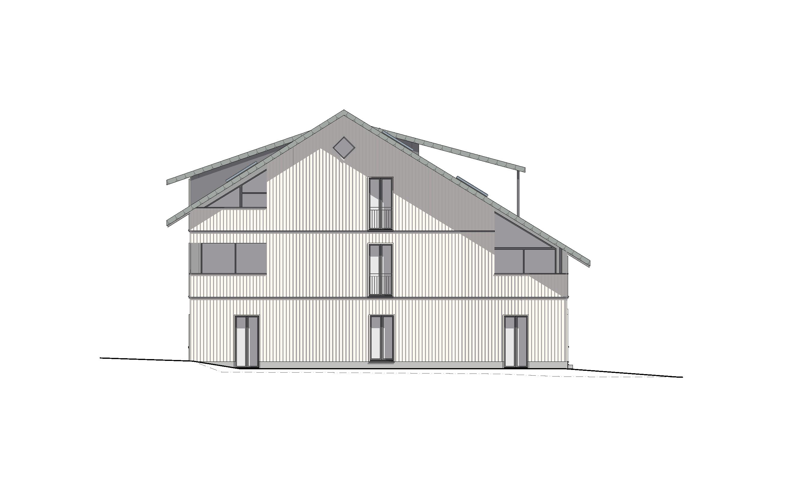 Südwest_Fassade