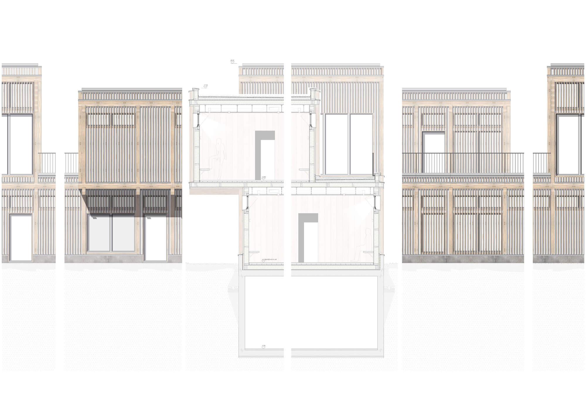 4 Fassadenschnitt