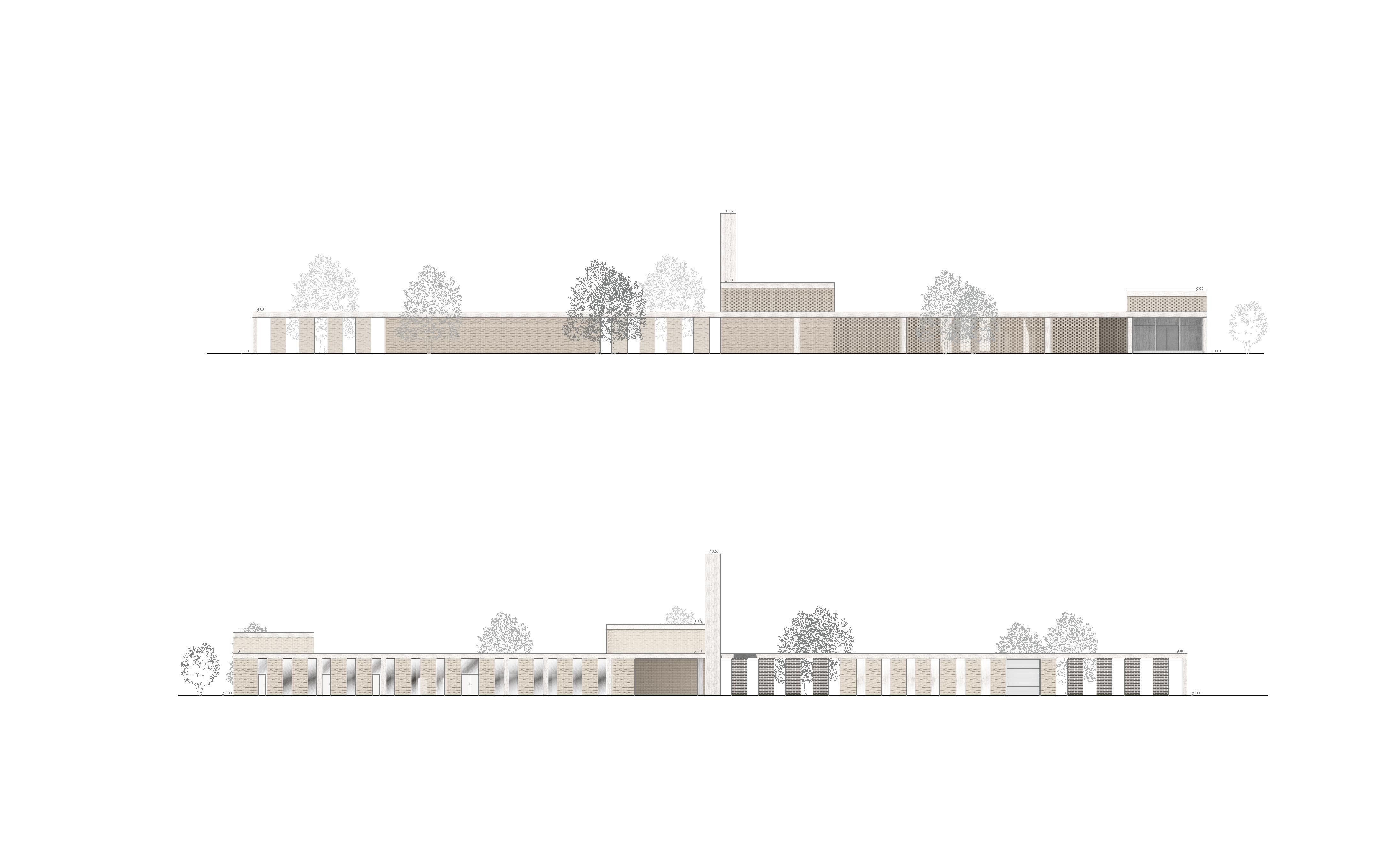 Südost_Nordwest_Fassade