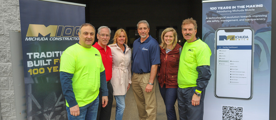 Michuda Construction Recognized by Association of General Contractors for Safety Culture