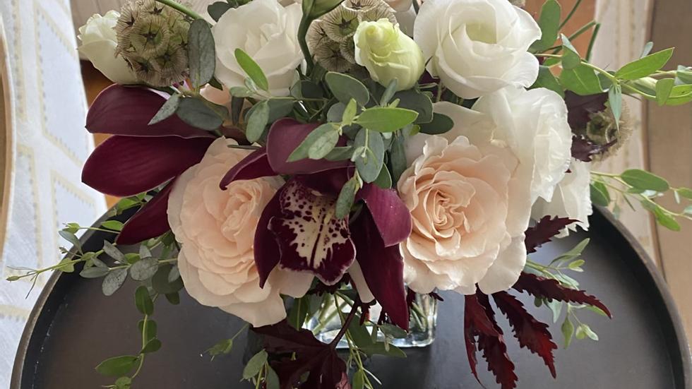 Weekly Home office flowers