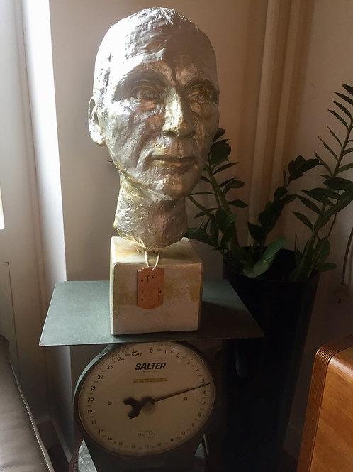 Beeld Theo gips 47 cm hoog