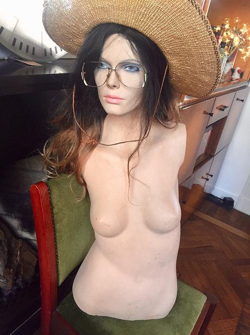 Vintage torso (zonder opsmuk)