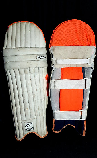 Used Adult RDK Batting Pads