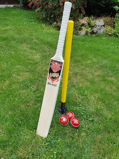 Luna Cricket Single Training Bundle