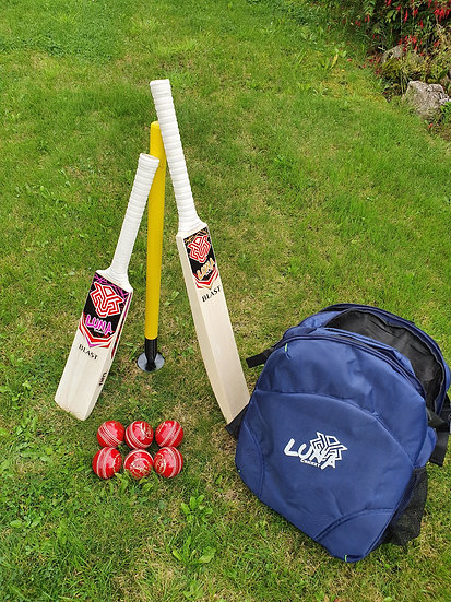 Luna Cricket Advanced Training Bundle