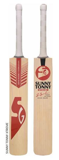 SG Sunny Tonny Xtreme Cricket Bat