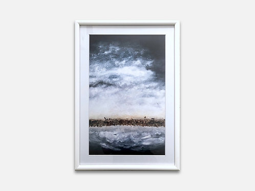 Hope in the storm - print