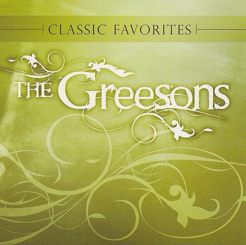 """Classic Favorites"" CD"