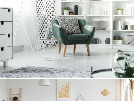 Claves para decorar apartamentos pequeños