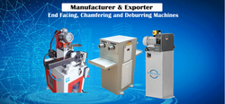 Deburring and End Facing Machines