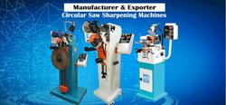 Circular Saw Sharpening Machine