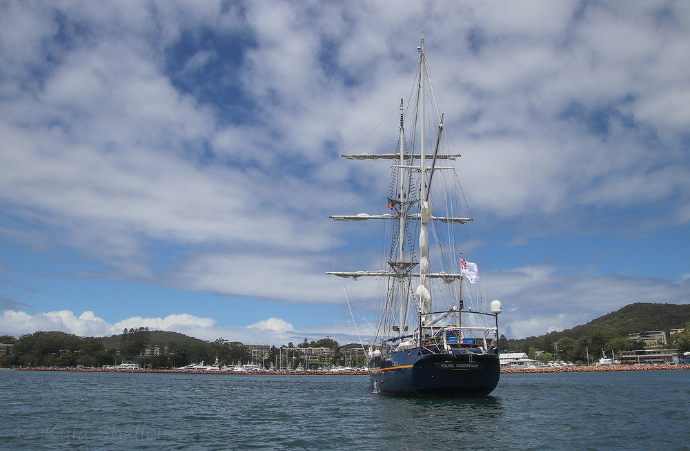 Port Stephens Young Endeavour