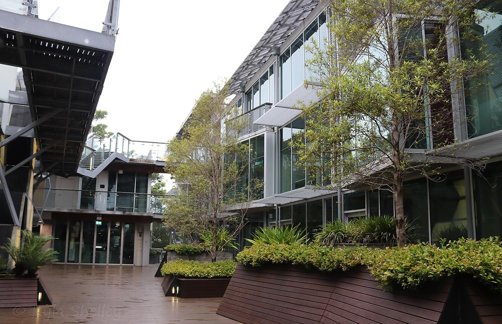Eco-friendly building