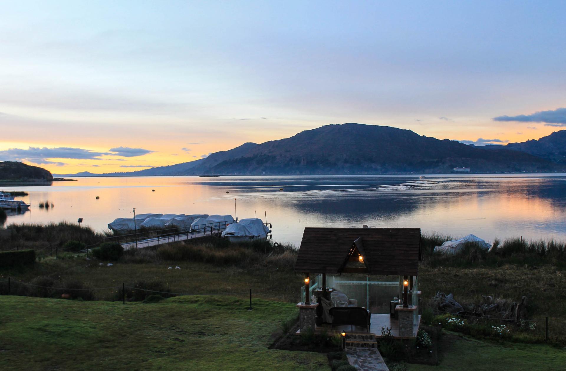 Puno - Lake Titicaca