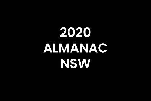 2020 Almanac NSW