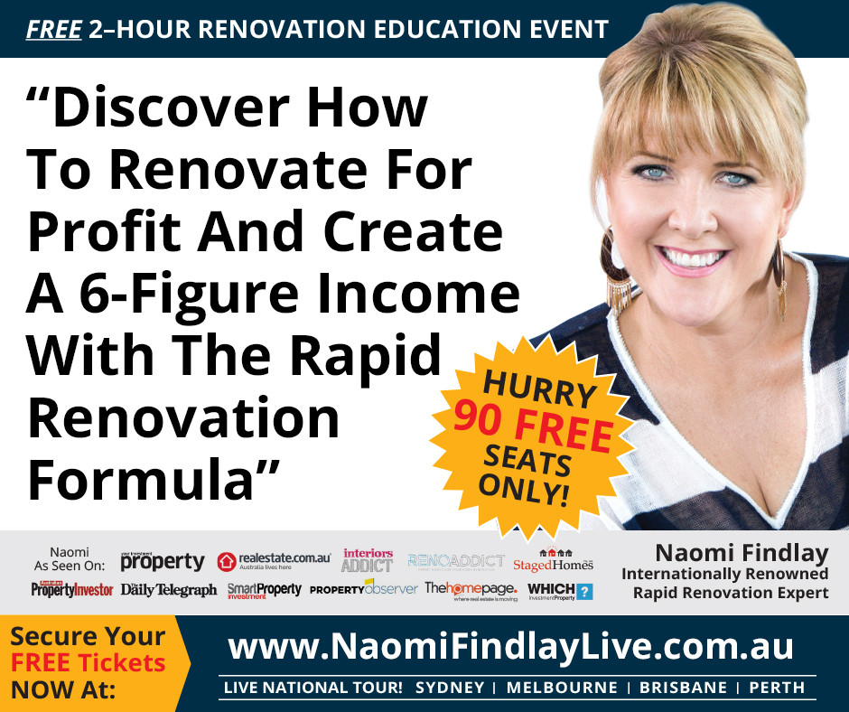Free Renovating Event