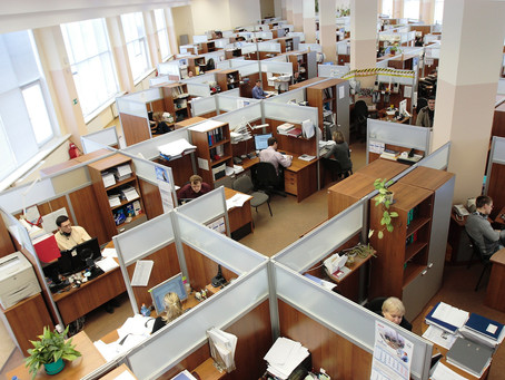 6 Simple Office Design & Maintenance Tips To Improve Your Productivity