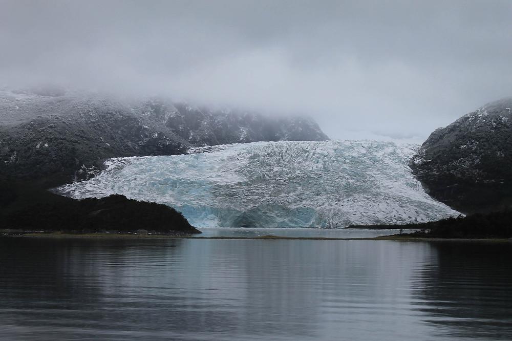 Glacier Alley in Patagonia