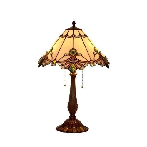 Large Desert Garden Tiffany Table Light