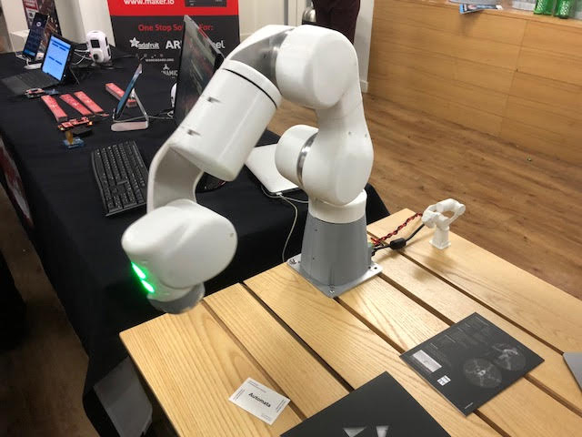 Eva - Affordable Robot Arm from Automata