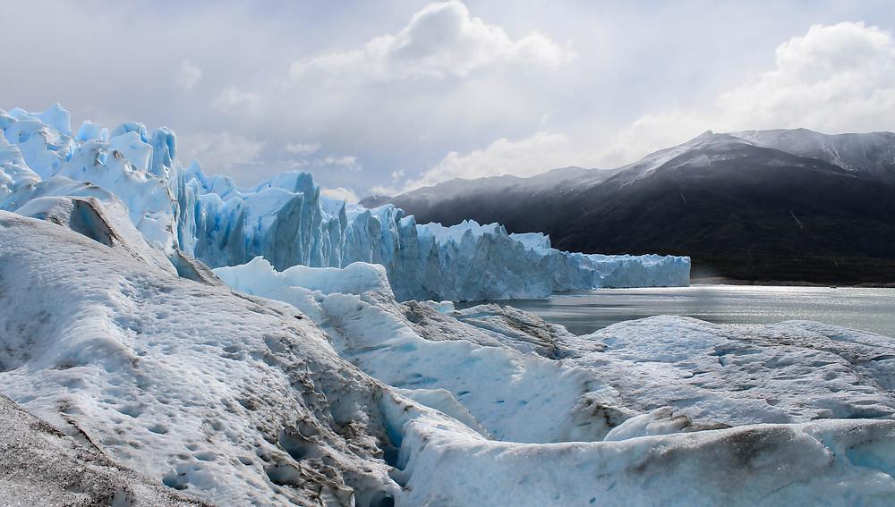 Perito Moreno Glacier Patagonia - Mini-trekking