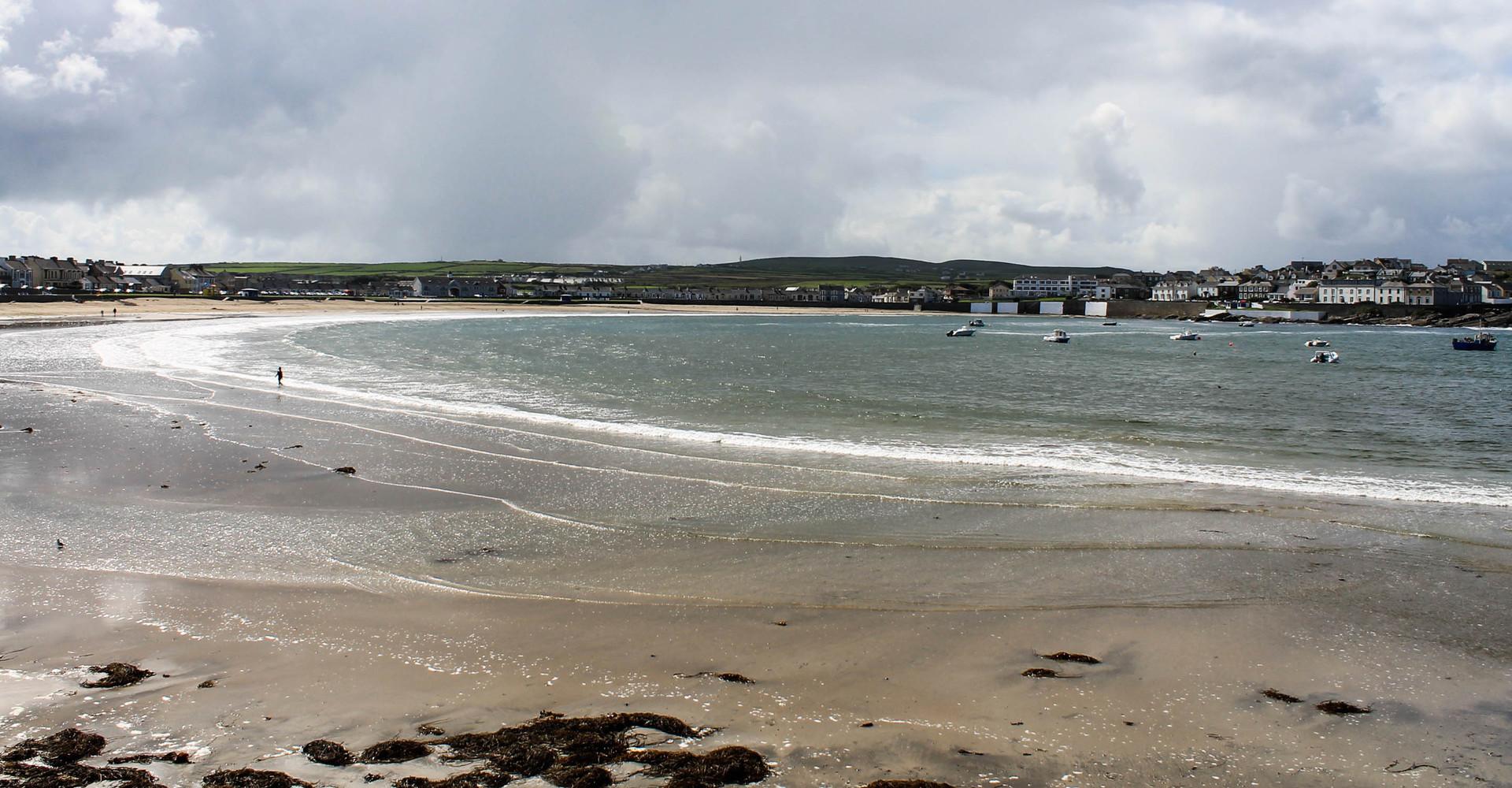 Kilkee Beach Ireland