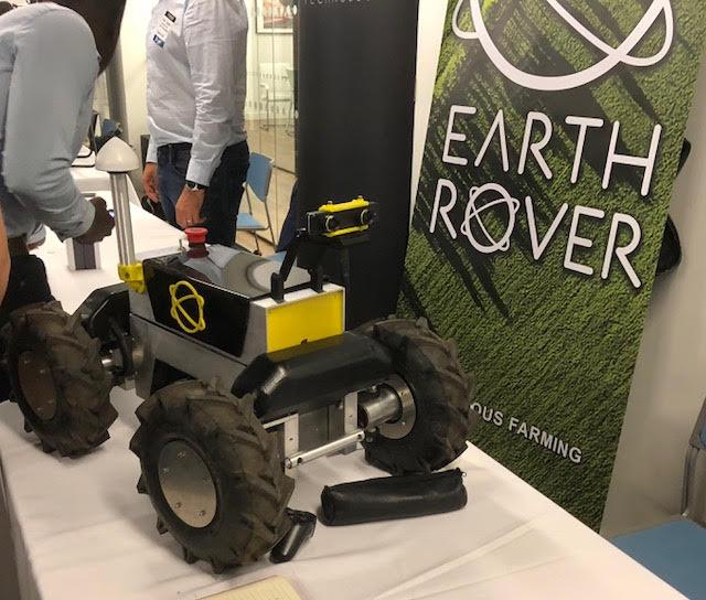 Earth Rover farming robot