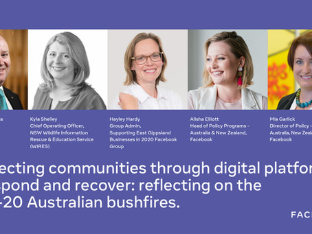 Reflecting on the 2019-20 Australian bushfires
