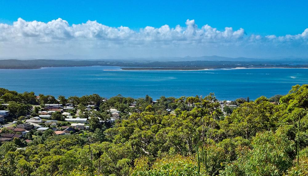 Gan Gan Lookout NSW