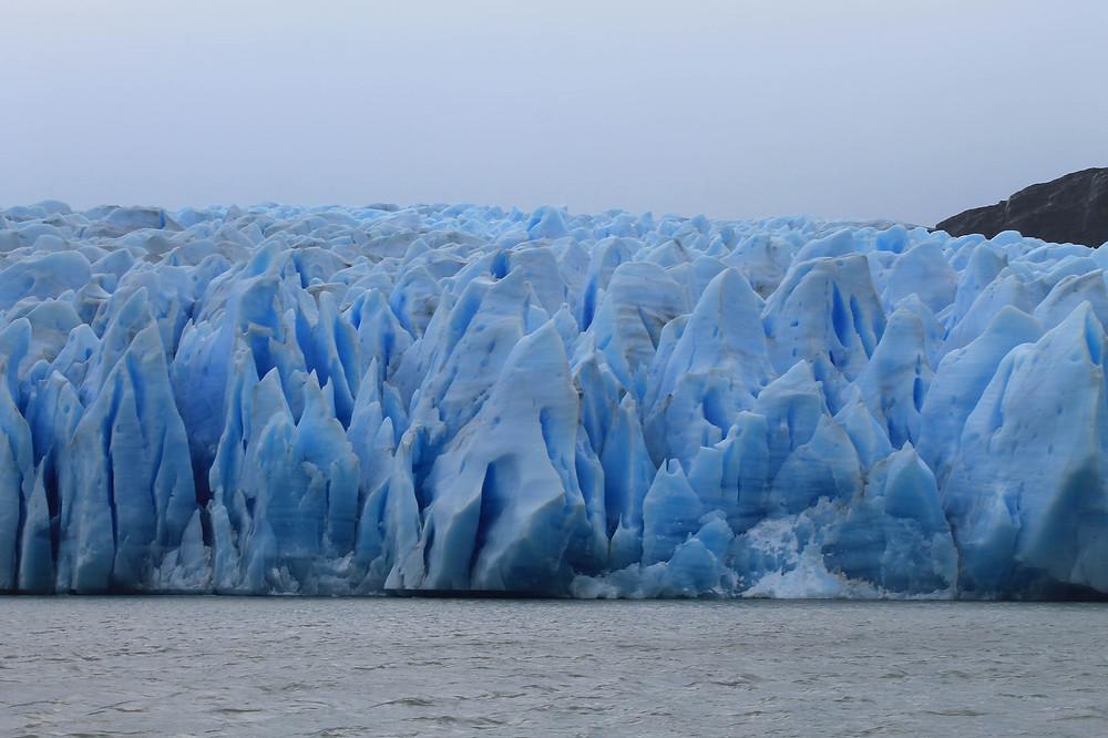 Glacier Calving Patagonia