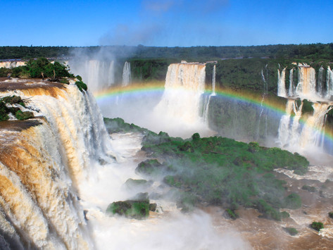 10 Outstanding Places to Visit in South America