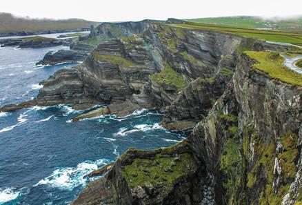The Kerry Cliffs Ireland