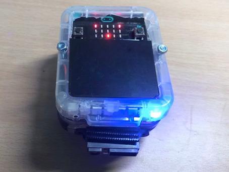 Building a Tiny Micro:bit Robot
