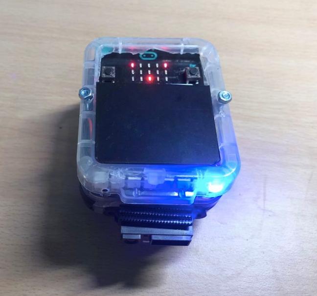 Tiny Micro:bit Robot