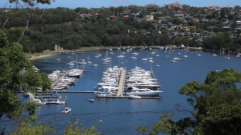 Marina at The Spit, Sydney