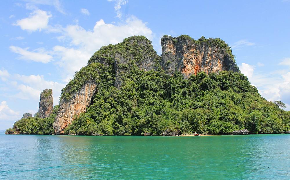 Cruising Thailand