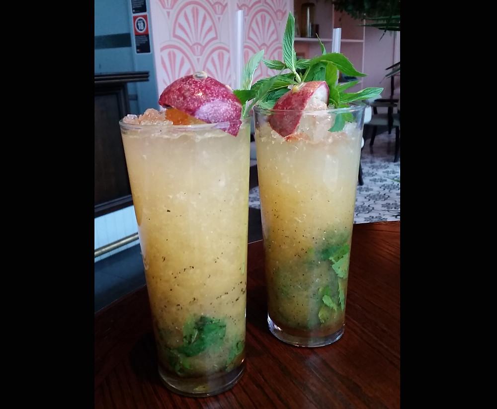 Cocktails at Hacienda Bar Sydney
