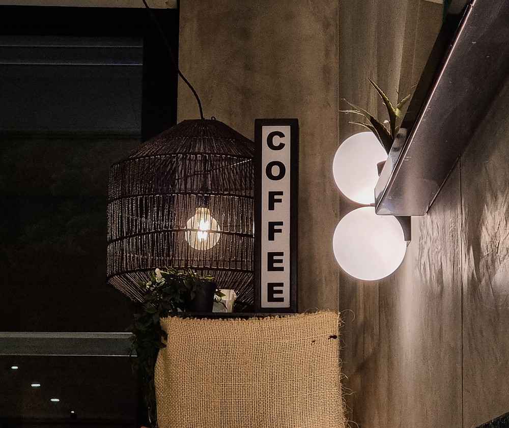 Restaurant - Coffee Sign