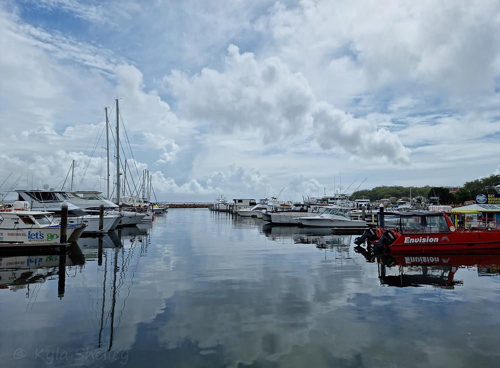 d'Albora Marina Nelson Bay