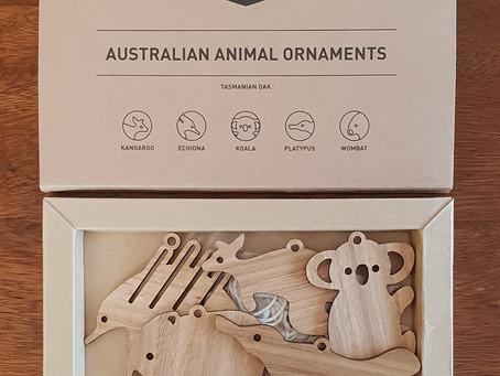 Australian Native Animal Ornaments