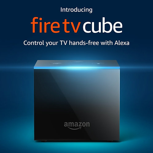 Firetv Cube 4k, Including one year of service