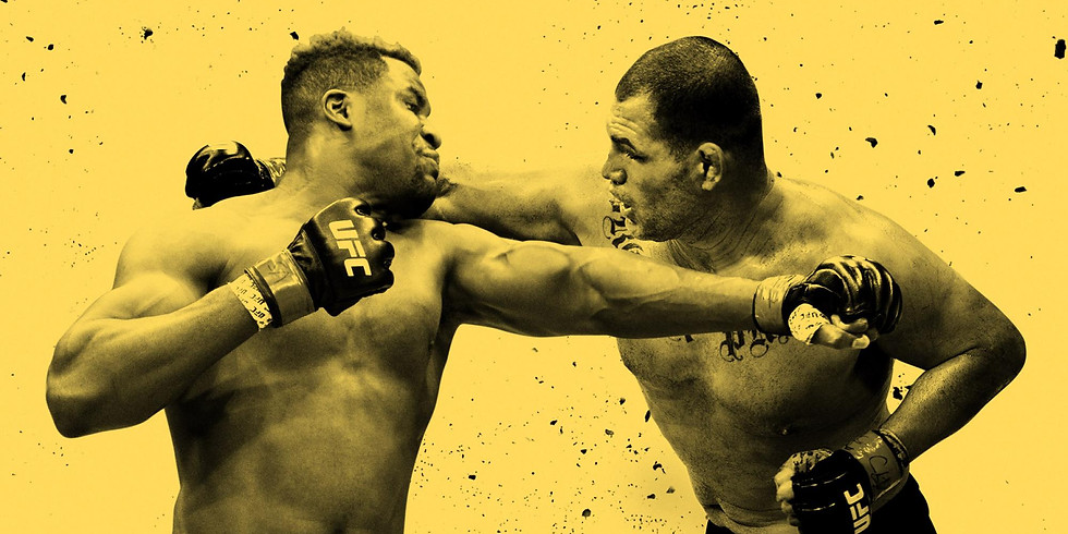 UFC FIGHT NIGHT NGANNOU VS VELASQUEZ