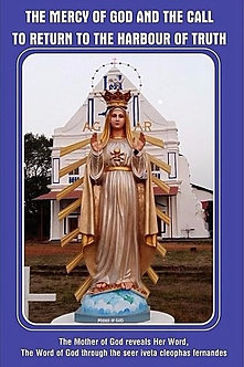 Mercy of God Book and 2 Mediatrix of All Grace Medals