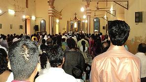 Church of Sts Simon & Jude Batim Goa India