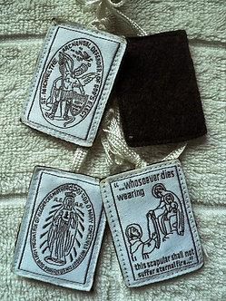 Mediatrix of All Grace Scapular (3 for AU$ 10.00)
