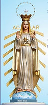 Mediatriax of All Graces Mother of God Batim Goa India