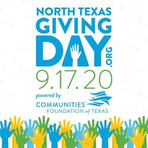 NORTH TEXAS GIVING DAY IS HERE!