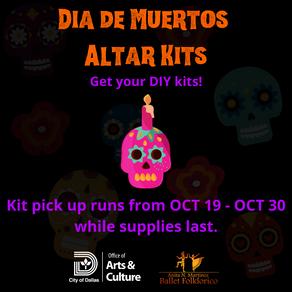 Dia De Muertos DIY Kits!
