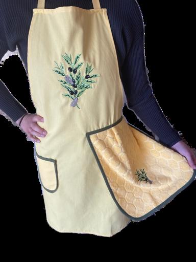 Olive Cicada Yellow